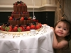 Wedding Cake & Child
